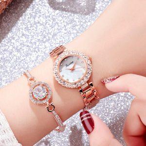 đồng hồ nữ xinh xắn chính hãng giá rẻ taxina