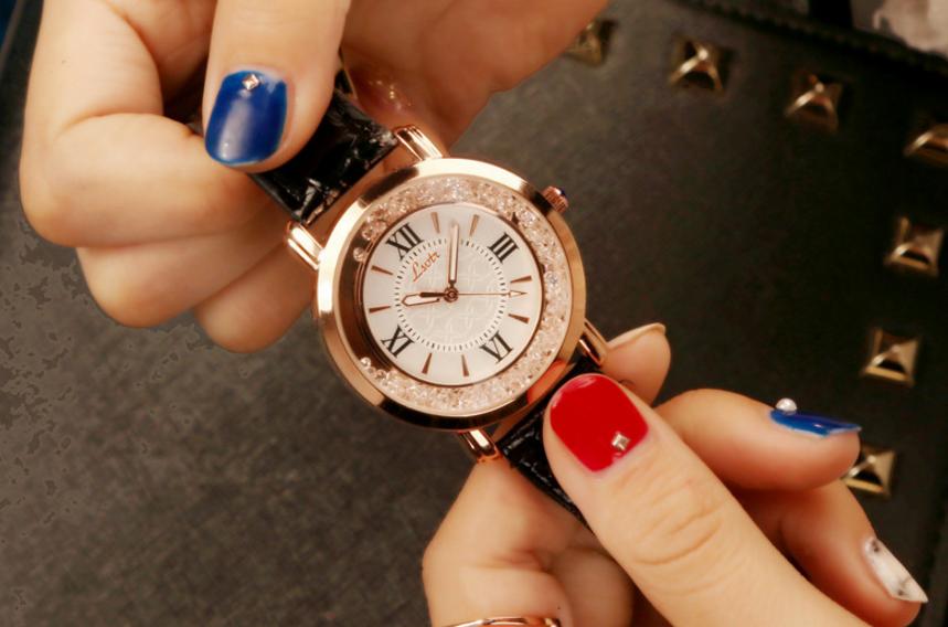 Đồng Hồ Nữ Chính Hãng LSVTR SL68 chợ mua bán đồng hồ nữ